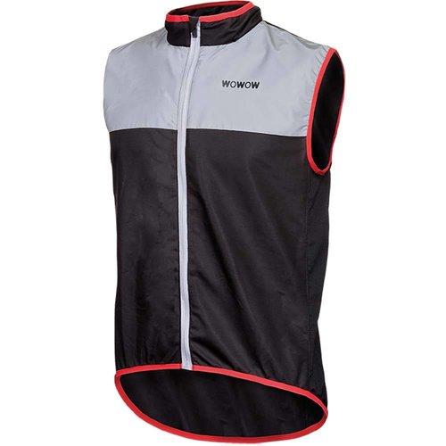 Wowow Dark Jacket 1.1 L zwart