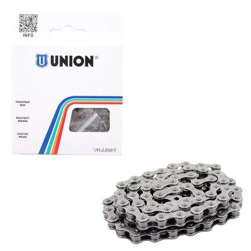 Union  Union ketting 1/2x1/8
