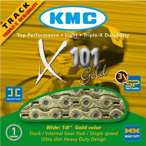 KMC KMC ketting X101 Go 1/8 BMX
