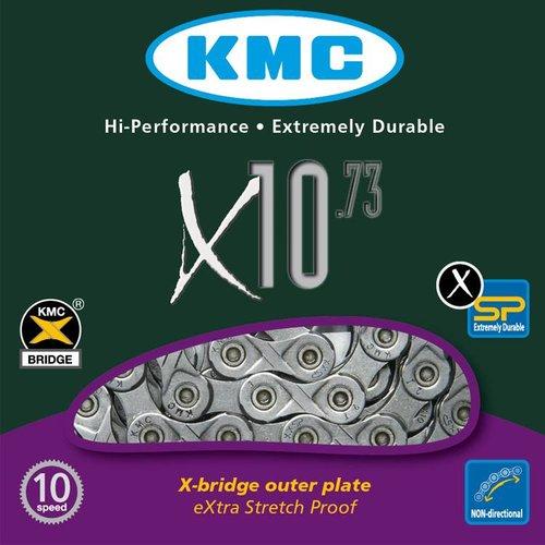 KMC KMC ketting X10.73 grijs