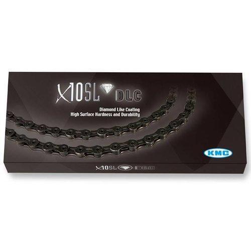 KMC KMC ketting X10 SL DLC zwart