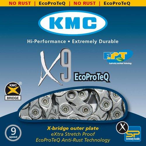 KMC KMC ketting X9E EPT