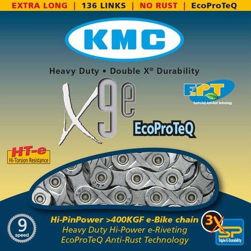 KMC KMC ketting X9E EPT e-bike