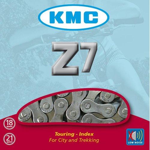 KMC KMC ketting Z7 bruin