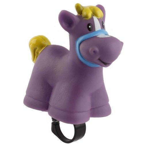 Pex toeter Paard paars