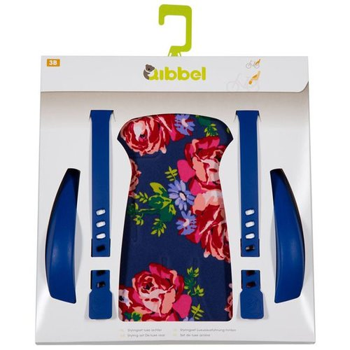 Qibbel stylingset luxe achterzitje Roses b