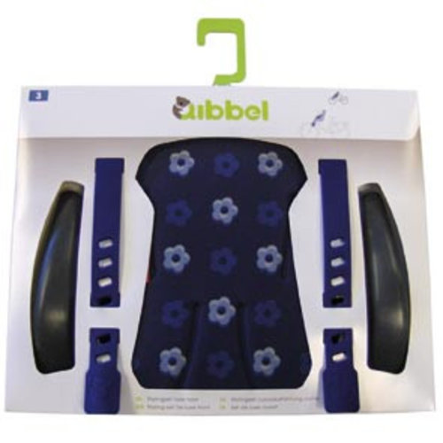Qibbel stylingset luxe voorzitje blauw
