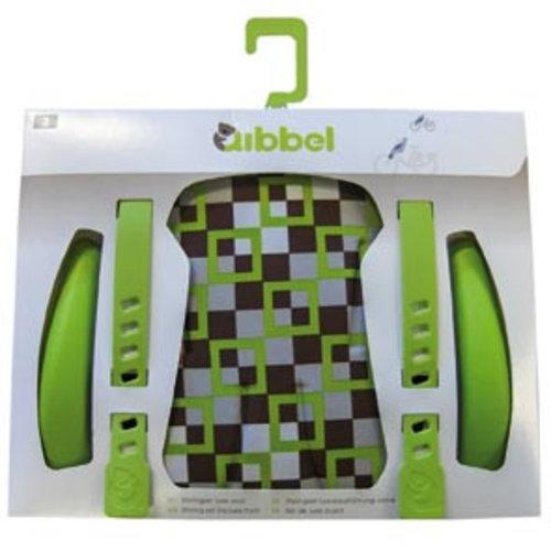 Qibbel stylingset luxe voorzitje groen