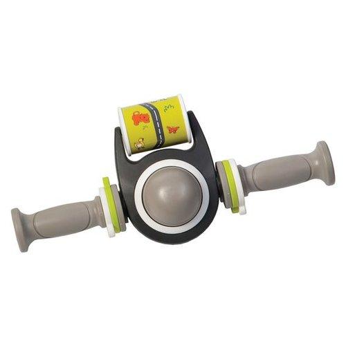 Qibbel toybar grijze handvatten