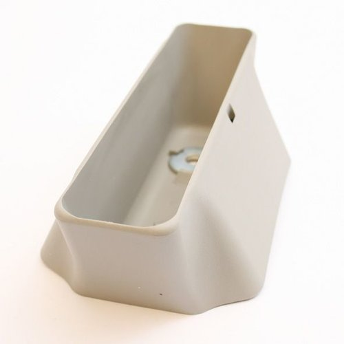 Qibbel demperbevestiging frame achterzitje