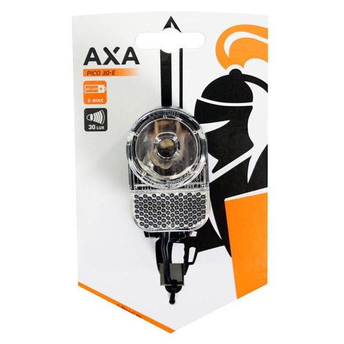 AXA Axa koplamp Pico30 E-bike aan/uit