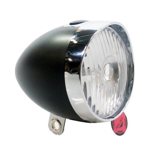 Move koplamp Retro led zwart