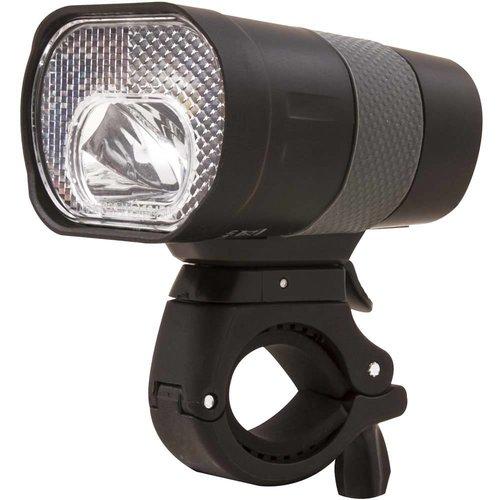 Spanninga Spanninga koplamp Axendo 40 opl USB zw