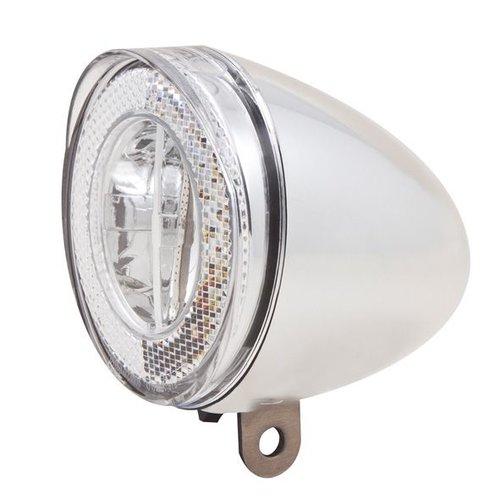 Spanninga Spanninga koplamp Swingo Xdo chroom