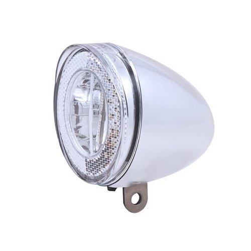 Spanninga Spanninga koplamp Swingo Xb batt chroom