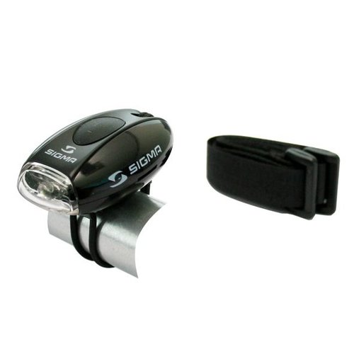 Sigma Sigma koplamp Micro zwart