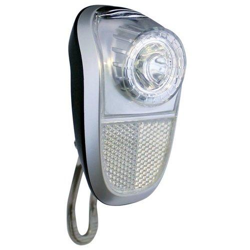Union  Union koplamp Mobile led batt zilver
