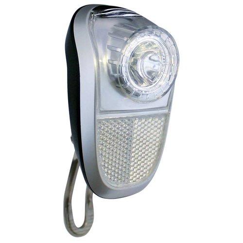Union  Union koplamp Mobile Plus batt grijs