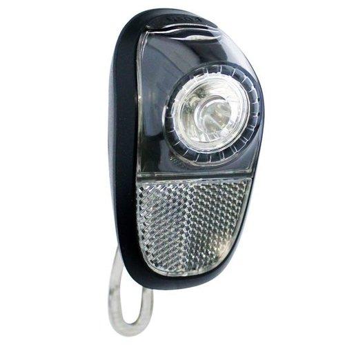 Union  Union koplamp Mobile led batt zwart