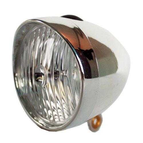 IKZI koplamp Retro chroom