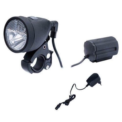 IKZI koplamp High Tech 3w led oplaadbaar