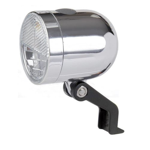 IKZI koplamp Nero Retro chroom