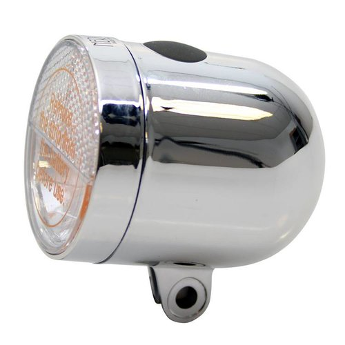 IKZI koplamp Nero OEM chroom