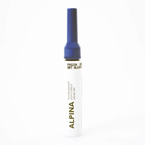 Alpina lakstift 294 Dark Blue
