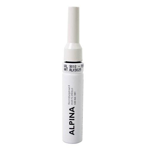 Alpina lakstift 9010P White Pearl