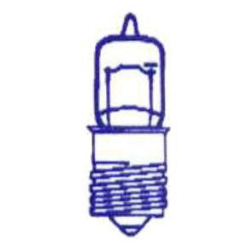 lampje 6V 2.4W E10 hal