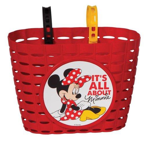 Widek mand pvc Minnie Mouse rood