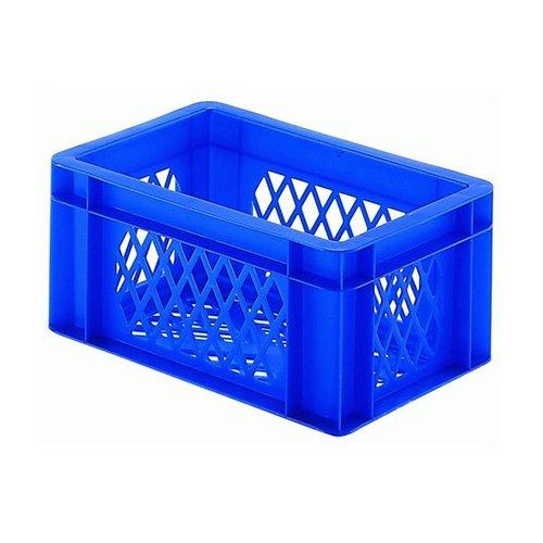 Transport bagage krat mini blauw