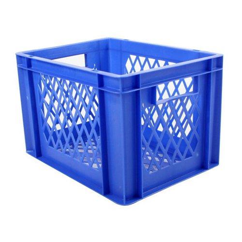 Transport bagage krat blauw