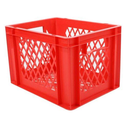 Transport bagage krat rood