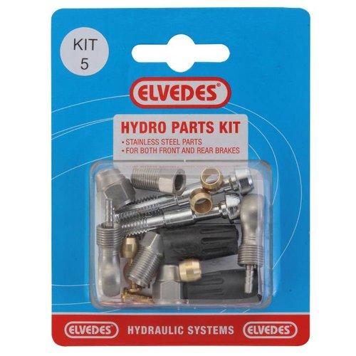 Elvedes hydro onderdelen set 5