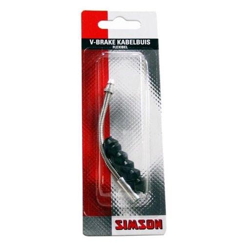 Simson Simson v-brake kabelbocht flex