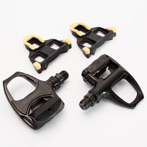 Shimano Shimano pedalen SPD-SL PDR540 105 zwart