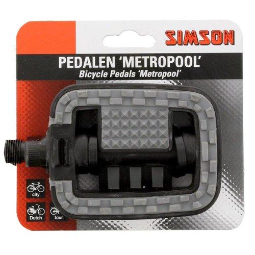 Simson Simson pedalen Metropool
