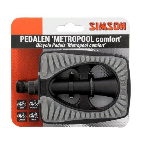 Simson Simson pedalen Metropool Comfort