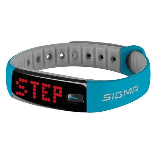 Sigma Sigma polscomputer Activo Bluetooth blauw