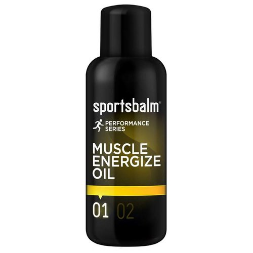 Sportsbalm Muscle Energize Oil 200m