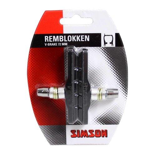 Simson Simson remblok v-brake 72mm