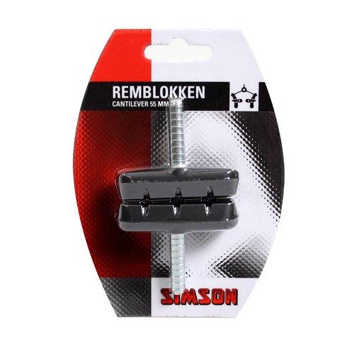 Simson Simson remblok canti 55mm