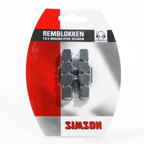 Simson Simson remblok set Magura