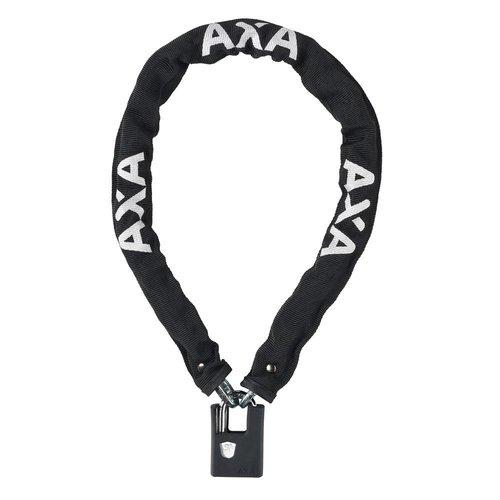 AXA Axa kettingslot Clinch Soft 85 zwart