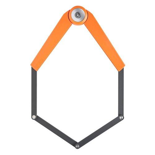 AXA Axa vouwslot Toucan 120cm oranje