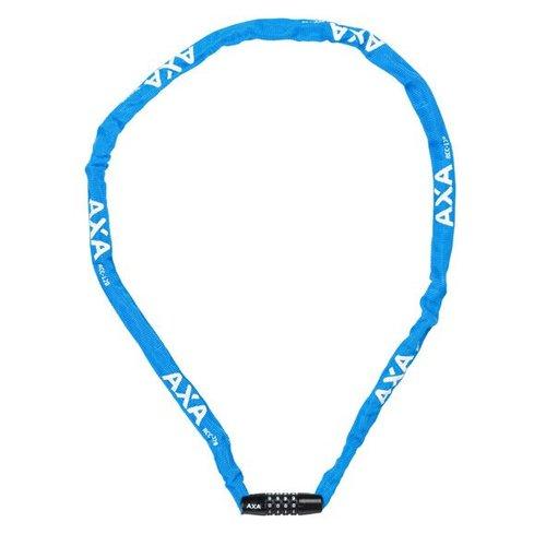 AXA Axa cijfer kettingslot Rigid 120 blauw