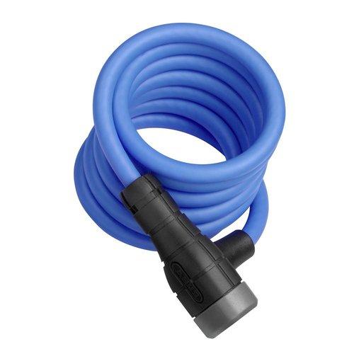 Abus Abus spiraal kabelslot 5510K/180 blauw