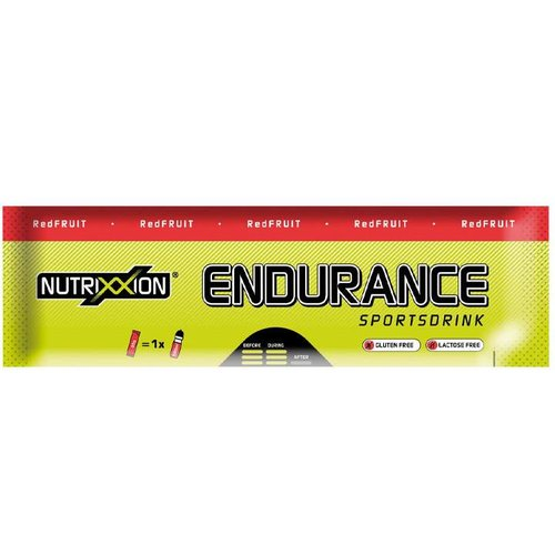 Nutrix sportdrank Red Fruit 35g