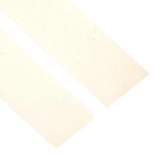 Velox stuurlint kurk wit